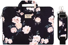 Сумка MOSISO Pattern Laptop Shoulder Bag for MacBook 13.3 inch - Banana Leaf, цена | Фото