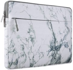 Чехол Mosiso Marble Sleeve for MacBook Air 13 (2018-2020) / Pro 13 (2016-2019) - Flowers, цена | Фото