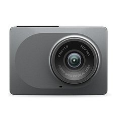 Видеорегистратор Xiaomi YI Smart Dash Camera SHD Gray Global (YI-89006), цена | Фото
