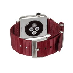 Ремешок Incase Nylon Nato Band for Apple Watch 42/44 mm - Anthracite (INAW10014-ANT), цена | Фото