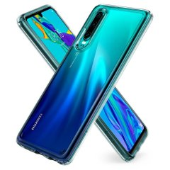 Чехол Spigen для HUAWEI P30 Ultra Hybrid Crystal Clear, цена | Фото