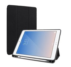 Чехол Mutural Leather Case for iPad Air 10.5 (2018) / Pro 10.5 - Black, цена | Фото