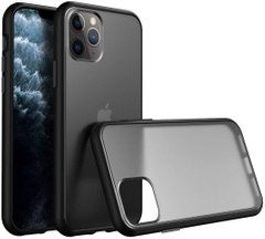 Чехол JINYA SandyPro Protecting Case for iPhone 11 Pro Max - Black (JA6099), цена | Фото