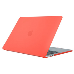 Накладка STR Matte Hard Shell Case for MacBook Air 13 (2018-2020) A1932 - Wine Red, цена | Фото