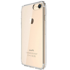 Чехол STR Clear Silicon Case 0.8 для iPhone 7/8 - Clear (10010), цена | Фото