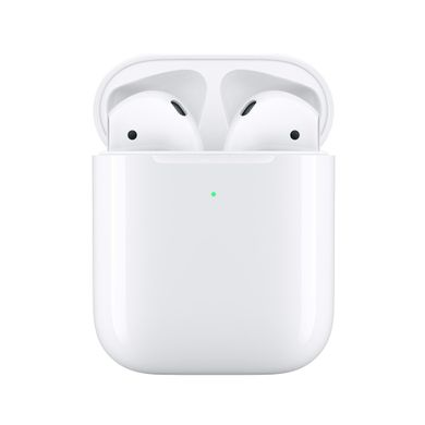 Беспроводные наушники Apple AirPods 2 with Wireless Charging Case (MRXJ2), цена | Фото