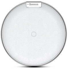 Беспроводное З/У Baseus iX Desktop Wireless Charger Silver (WXIX-0S), цена | Фото