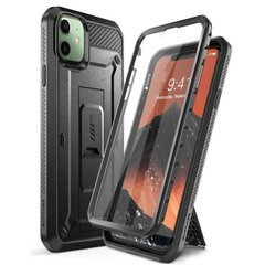 Чохол SUPCASE UB Pro Full Body Rugged Case for iPhone 11 - Black (SUP-IPH11-UBPRO-BK), ціна | Фото