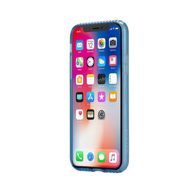Чохол Incase Protective Guard Cover for iPhone XS - Powder Blue (INPH190380-PBL), цена | Фото