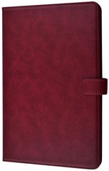 Кожаный чехол-книжка STR Leather Book (PU) for iPad Air/Air2/Pro 9.7/9,7 (2017/2018) - Brown, цена | Фото
