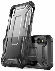 Чехол SUPCASE Unicorn Beetle Series for iPhone Xs Max - Black (SUP-UNBE-XMAX-BK), цена | Фото