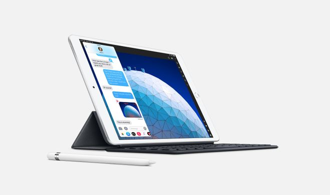 Apple iPad Air 3 2019 Wi-Fi 64GB Space Gray (MUUJ2), цена | Фото
