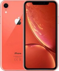 Apple iPhone XR 256GB Coral (MRYP2), цена | Фото