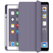 Чехол STR Trifold Pencil Holder Case PU Leather for iPad Pro 11 (2018) - Lavender, цена | Фото