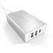 Зарядное устройство Satechi USB-C 40W Travel Charger Silver (ST-ACCAS), цена | Фото 2