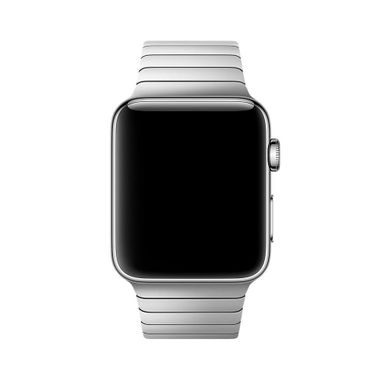 Ремешок STR Link Bracelet for Apple Watch 42/44 mm - Silver, цена | Фото