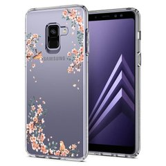 Чехол Spigen для Galaxy A8 (2018) Liquid Crystal Glitter Crystal Quartz, цена | Фото