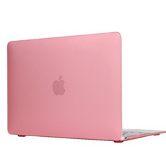 Пластиковая накладка STR Matte Hard Shell Case for MacBook 12 - Pink, цена | Фото