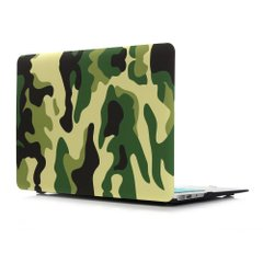 Накладка STR Pattern Hard Shell Case for MacBook Air 13 (2012-2017) - Watercolor autumn leaf, цена | Фото