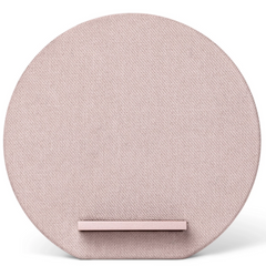 Бездротовий ЗП Native Union Dock Wireless Charger Fabric Slate (DOCK-WL-FB-GRY), ціна | Фото