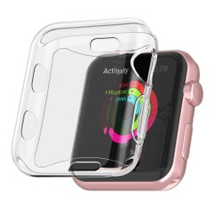 Чехол STR Clear Case for Apple Watch 1/2/3 Series 38mm, цена | Фото