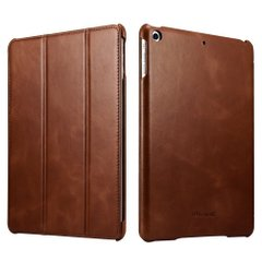 Чехол iCarer Vintage Leather Case for iPad Air 3 10.5 (2019) / Pro 10.5 - Red (RID708-RD), цена | Фото