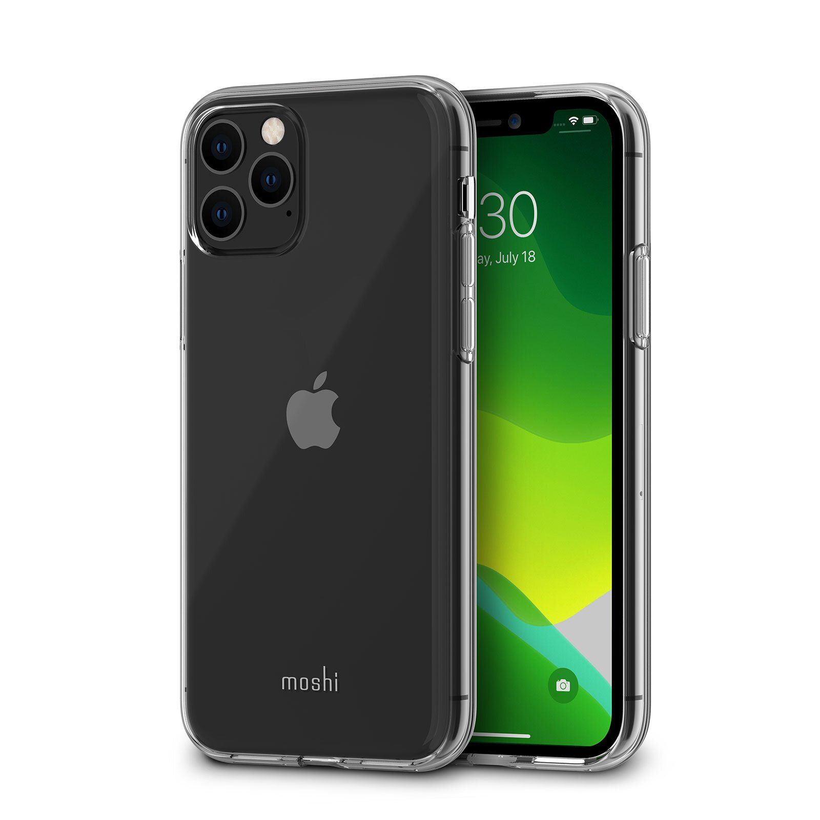 Чехол Moshi Vitros Slim Clear Case Crystal Clear for iPhone 11 Pro Max (99MO103908)