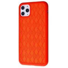 Чехол STR Silicone Weaving Case iPhone 11 Pro (red), цена | Фото